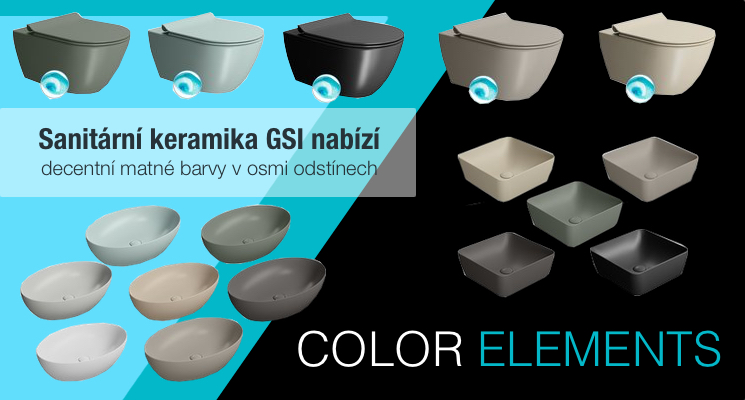 GSI color elements